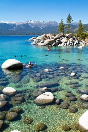 Lake Tahoe photo
