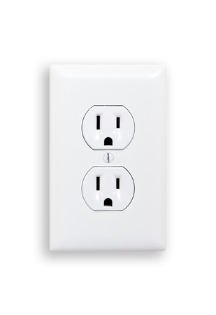 outlets: electric outlet isolated