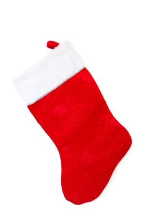 christmas stocking Stock Photo - 13520455