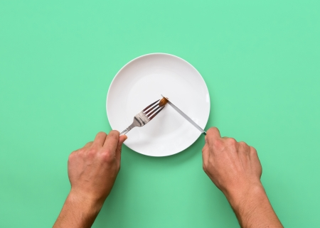 little table: dieting