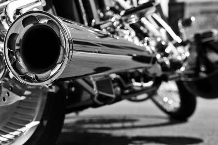 motorcycle Reklamní fotografie - 15433092