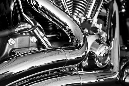 clan: motorcycle detail