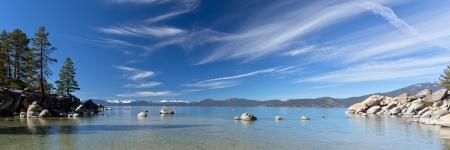lake tahoe: Lake Tahoe panorama