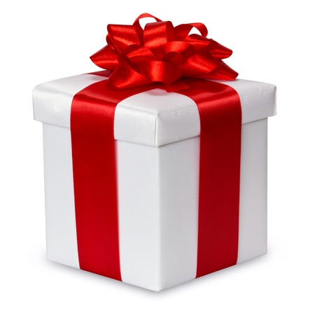 box: gift box  Stock Photo