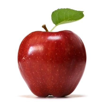 pomme rouge: pomme Banque d'images