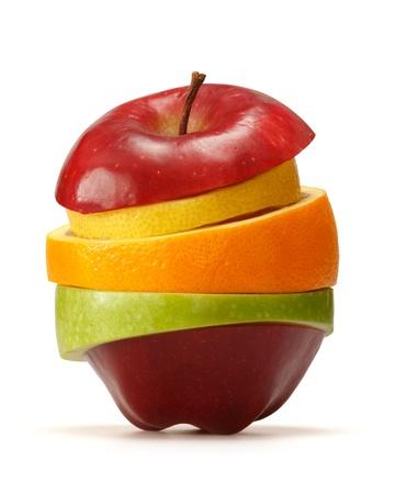 mixed fruits: fruits Stock Photo