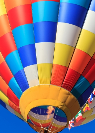 hot air balloon Stock Photo - 16995620