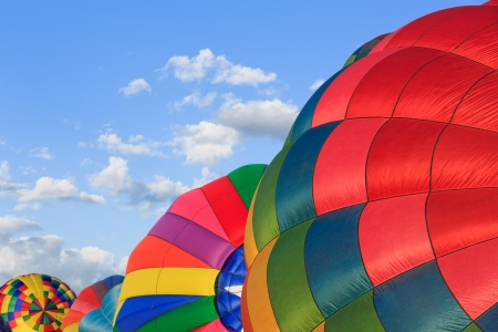 hot air balloons Stock Photo - 16995665