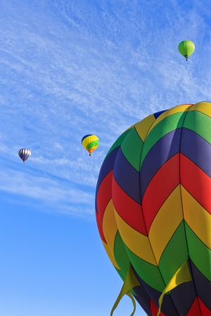 hot air balloons Stock Photo - 16995668
