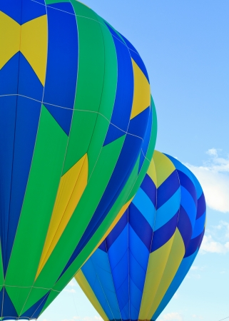 hot air balloons Stock Photo - 16995646