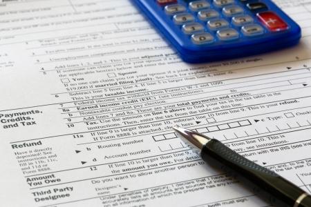 taxation: tax documents