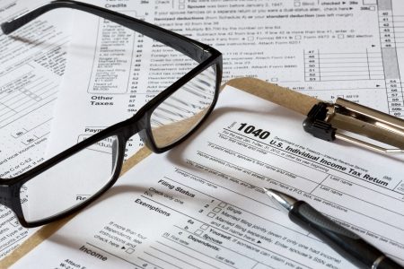 tax law: tax documents