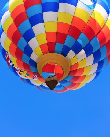 hot air balloon Stock Photo - 16995758