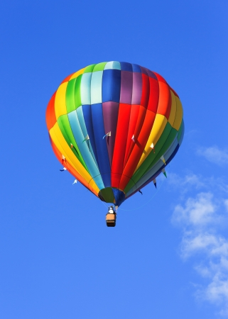 hot air balloon photo