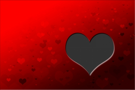 Valentine s Day background Stock Photo - 17182554