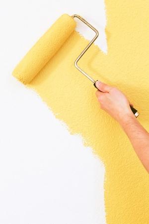 壁を塗る 写真素材 - 17810248