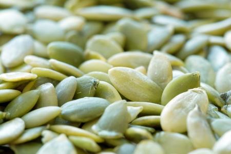 pumpkin seeds: pumpkin seeds Stock Photo