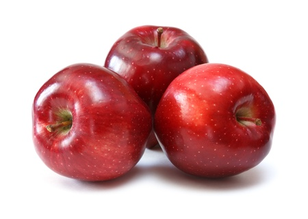 pomme rouge: pommes Red Delicious