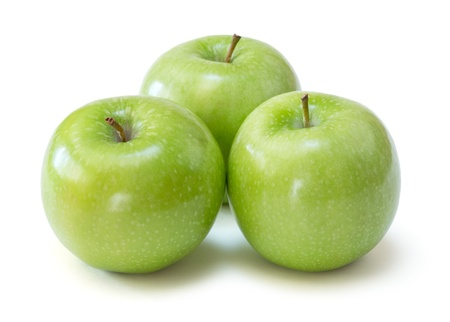 smith: granny smith apples Stock Photo