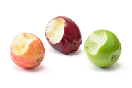 missing bite: apples with bite