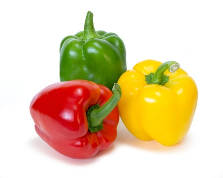 peper: bell peppers