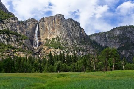 yosemite national park: Yosemite Falls
