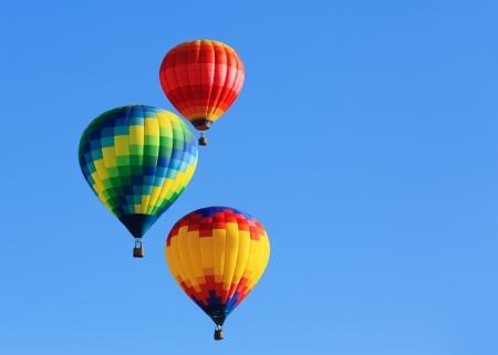 Ballons à air chaud Banque d'images - 22831427