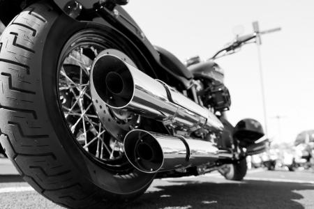 Moto Banque d'images - 23579243