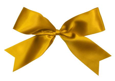 fiocco oro: oro prua isolato