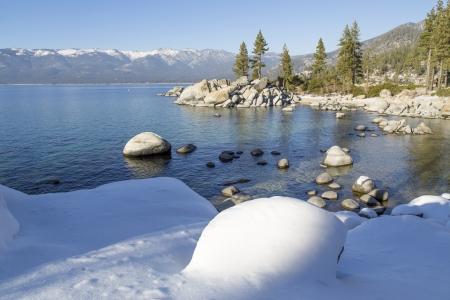 Sand Harbor, Lake Tahoe photo