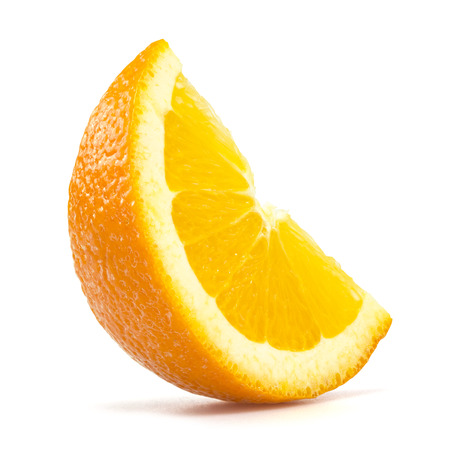 Orangenscheibe Standard-Bild - 25799185
