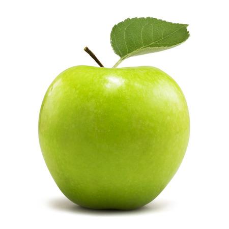 apple green: green apple Stock Photo