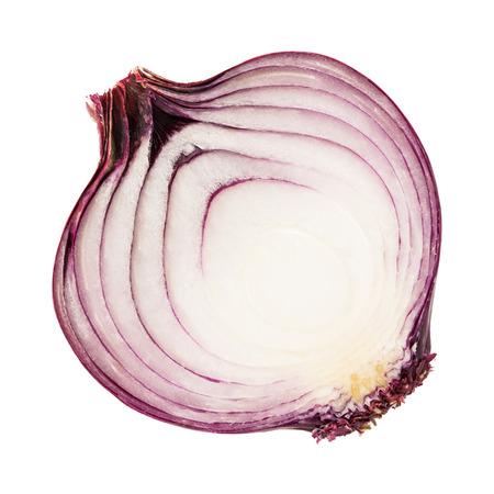 onion isolated: cebolla roja aislado