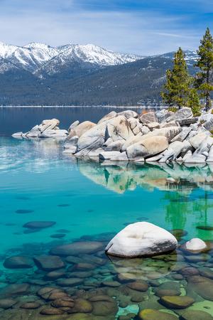 lake tahoe: Sand Harbor, Lake Tahoe