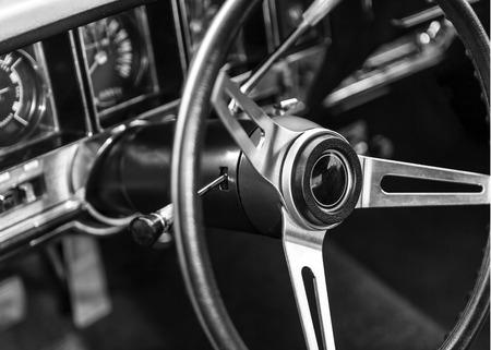 Classic car Banco de Imagens