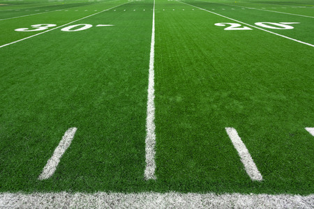 american football background: Football field