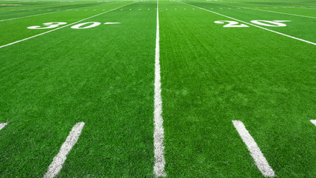 Football field photo