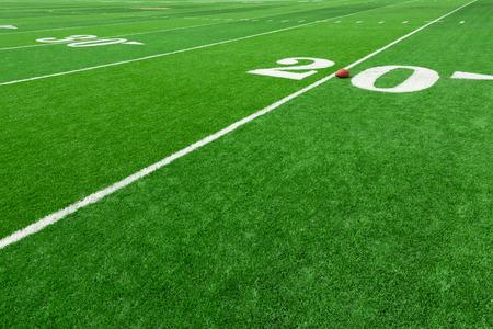 nfl football: Football field