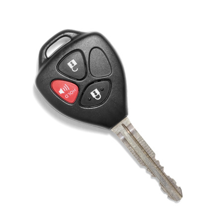 car keys: Car key Stock Photo