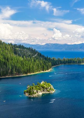 lake tahoe: Emerald Bay Lake Tahoe