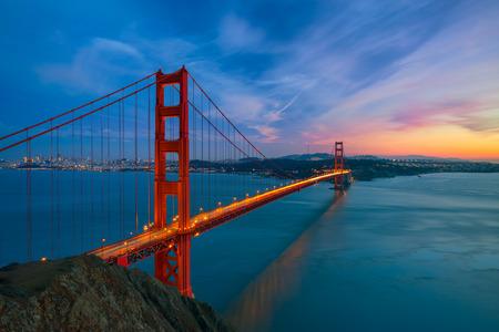 Golden Gate Bridge Stock Photo - 34233920