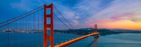 Puente Golden Gate Foto de archivo