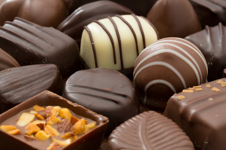 Chocolates photo
