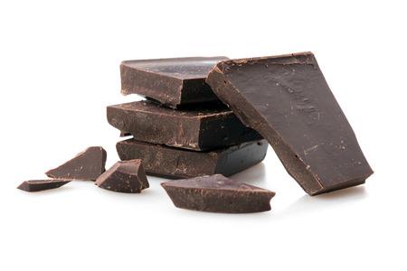 Chocolade Stockfoto
