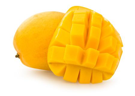 mango isolated: Mango