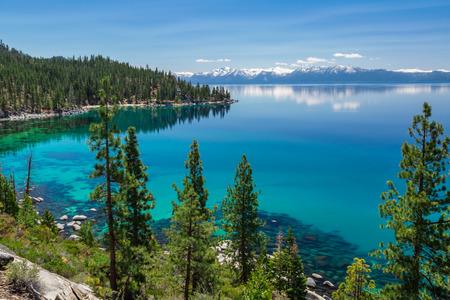 Lake Tahoe 写真素材