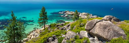 lake tahoe: Lake Tahoe Stock Photo