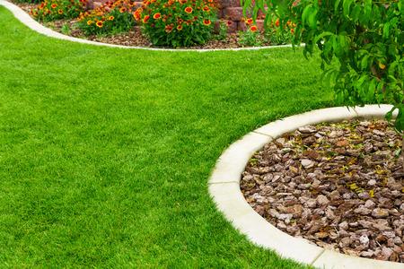 Garten Standard-Bild - 43086294