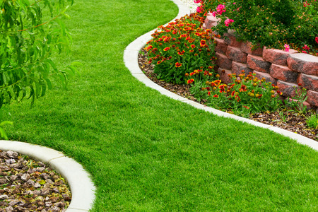 landscape: Garden