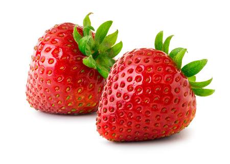 fresh strawberries: Strawberries